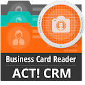 Business Card Reader Act! CRM icon