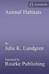 Animal Habitats (My Science Library)