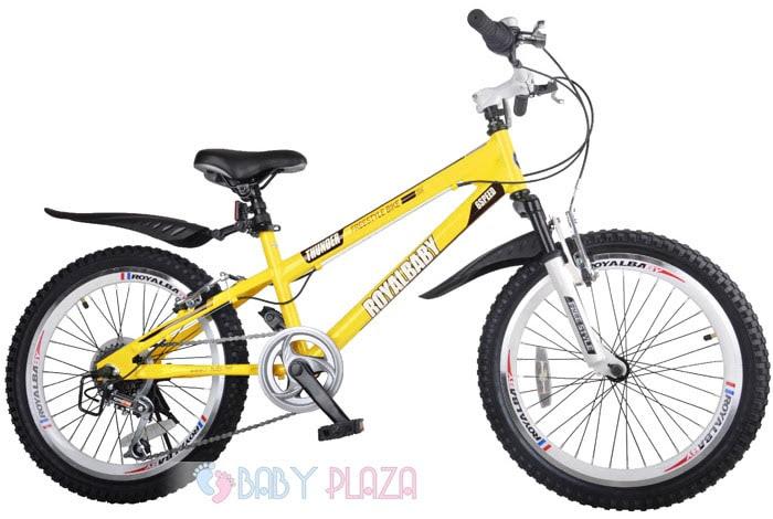 Xe đạp trẻ em RoyalBaby 20B6S 20inch 3