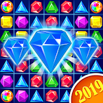Jewel Crush™ - Jewels & Gems Match 3 Legend 3.5.5
