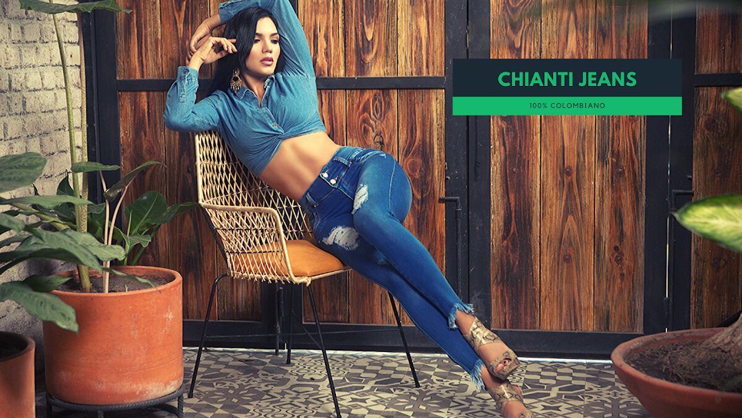 Chianti Jeans 100 Colombiano