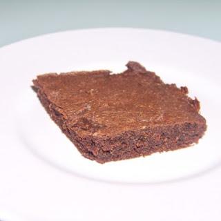 Peanut Flour Brownies