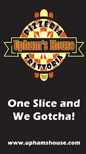 Upham's House of Pizza- screenshot thumbnail