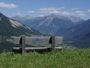 Photo: Graubünden, Stierva - Blick Richtung Filisur