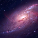 Space Galaxy HD Wallpapers icon