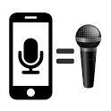 Mic To Speaker icon