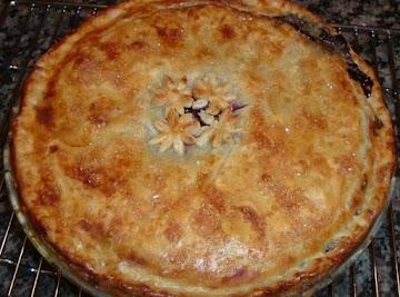 Buttermilk Pie Crust Recipe