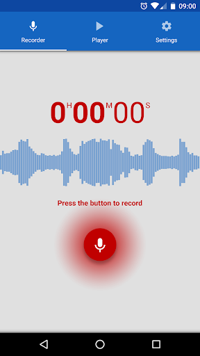 Voice Recorder 2.59 screenshots 1