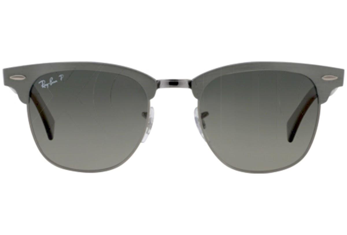 8f8cba8a7e Buy Ray-Ban Clubmaster Aluminum RB3507 C51 138 M8 Sunglasses