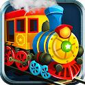 Train Track Maze Free icon
