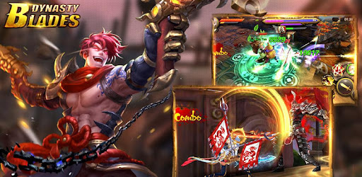 Dynasty Blades Collect Heroes & Defeat Bosses Mod Apk 3.7.5