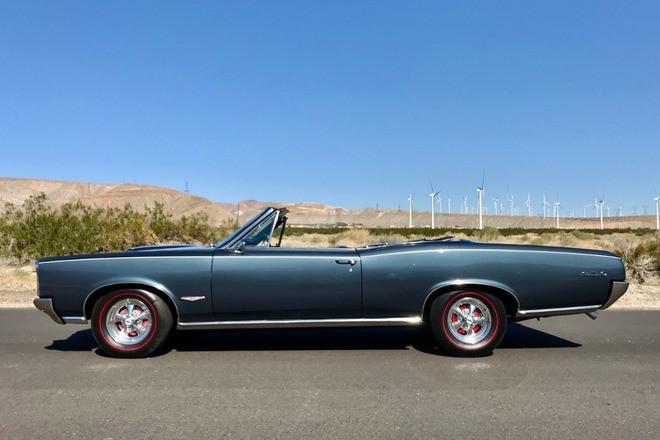 Hollywood A-List Fave.  Car of the year Winner! 1966 Pontiac GTO Hire California