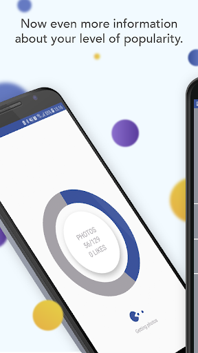 Likulator - likes counter for Instagram & Facebook 1.5.5 screenshots 3
