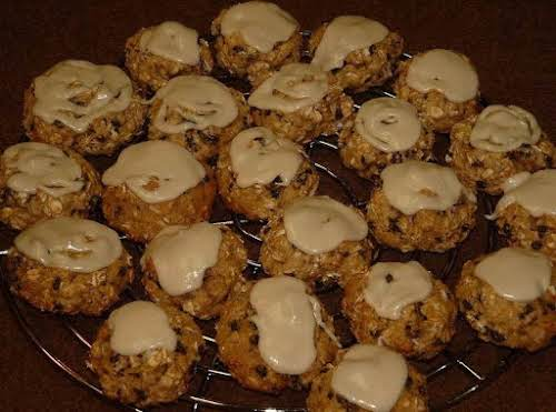 "Oatmeal Raisin Maple Cookies ""This is one moist, soft and delicious oatmeal..."