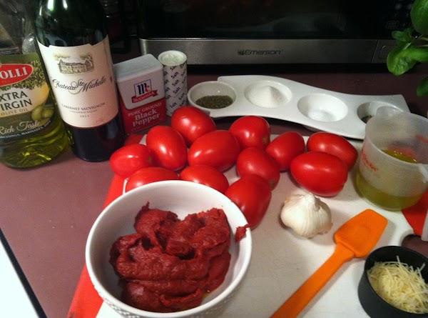 Prepare all ingredients