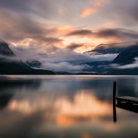 by Richard  Harris - Landscapes Sunsets & Sunrises