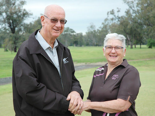 Narrabri RSL president Barry Stanford and Golf Club president Gail Richardson and their boards back the merger - now it is up to members for it to proceed.