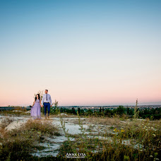 Wedding photographer Anna Lysa (Lavdelissanna). Photo of 19.08.2017