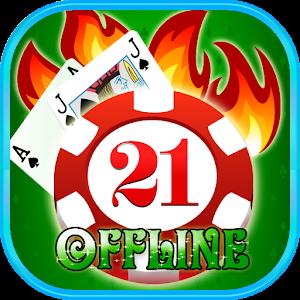 Blackjack Offline 1.07 Icon