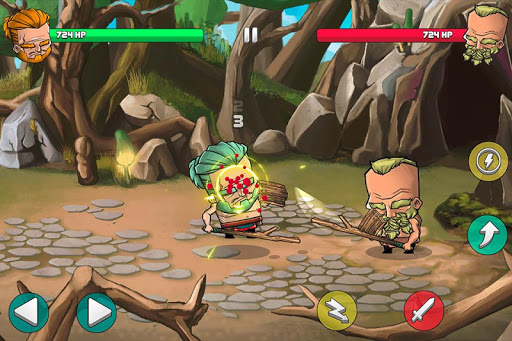 Tiny Gladiators - Fighting Tournament screenshot 6
