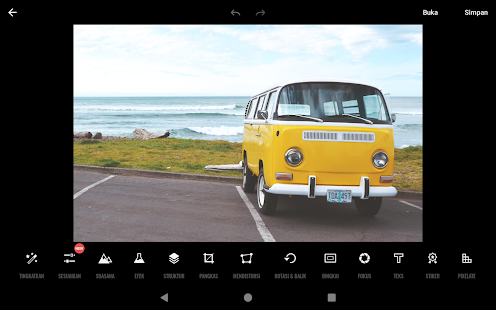 Fotor Photo Editor – Editor Foto & Kolase Foto Screenshot