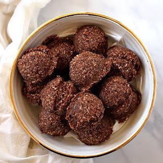 Cocoa Macaroons Recipe