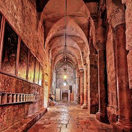 Jerusalem by Catalino Adolfo   Jr. - Buildings & Architecture Public & Historical ( public&historical, buildings&architecture )