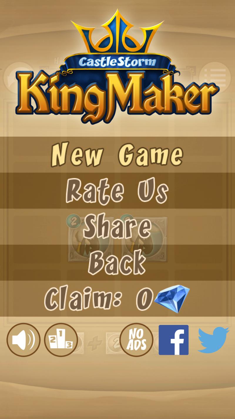 Скриншот CastleStorm - KingMaker