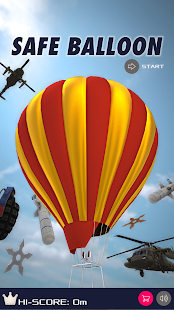 Safe Balloon - náhled