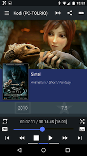 Yatse, the Kodi / XBMC Remote Screenshot 6