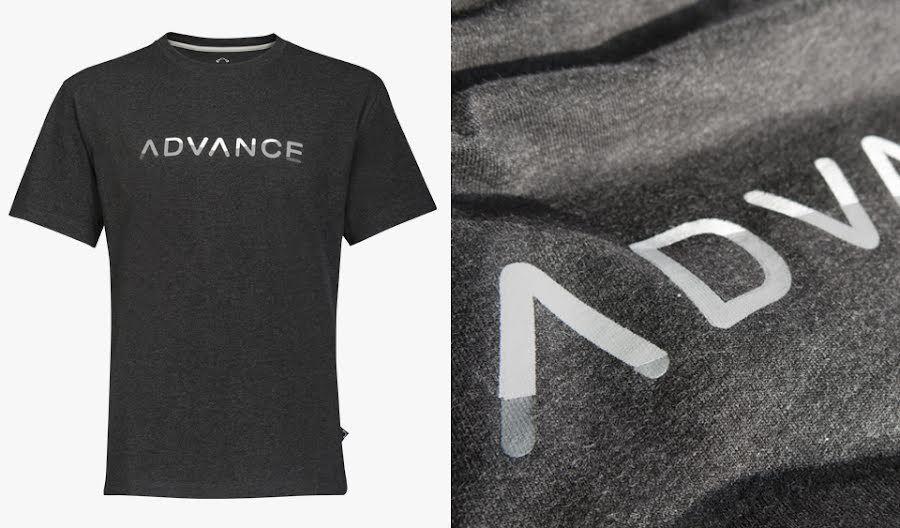 Advance T-Shirt Monochrome