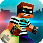 Robber Race Escape  Police Car Gangster Chase icon