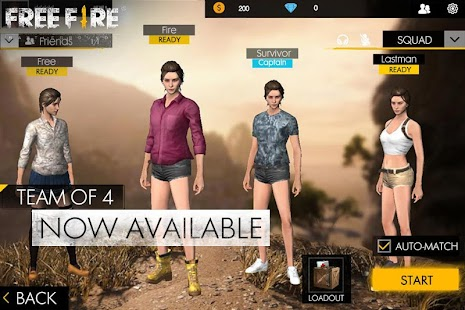 Download Free Fire - Battlegrounds for PC and MAC