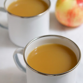 Lemon Ginger Apple Cider