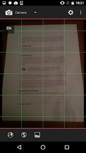 Scantex - OCR and PDF scanner screenshot 0