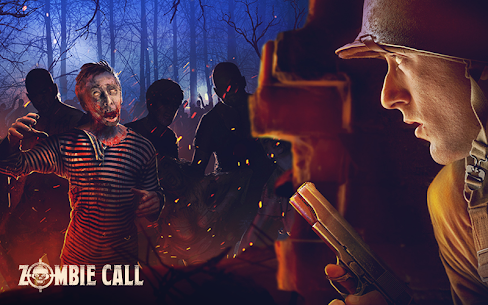 Zombie Call: Trigger 3D First Person Shooter Game 1.80.0 Mod APK Latest Version 2