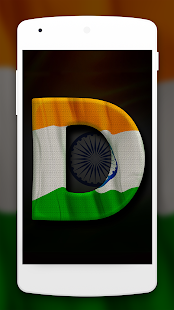 Republic Day Flag Letter Wallpapers - náhled