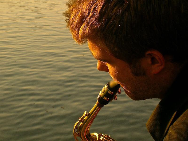 Jazz lungo il fiume di Alessandra Alba