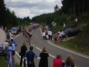 Photo: The Tour de France in Town