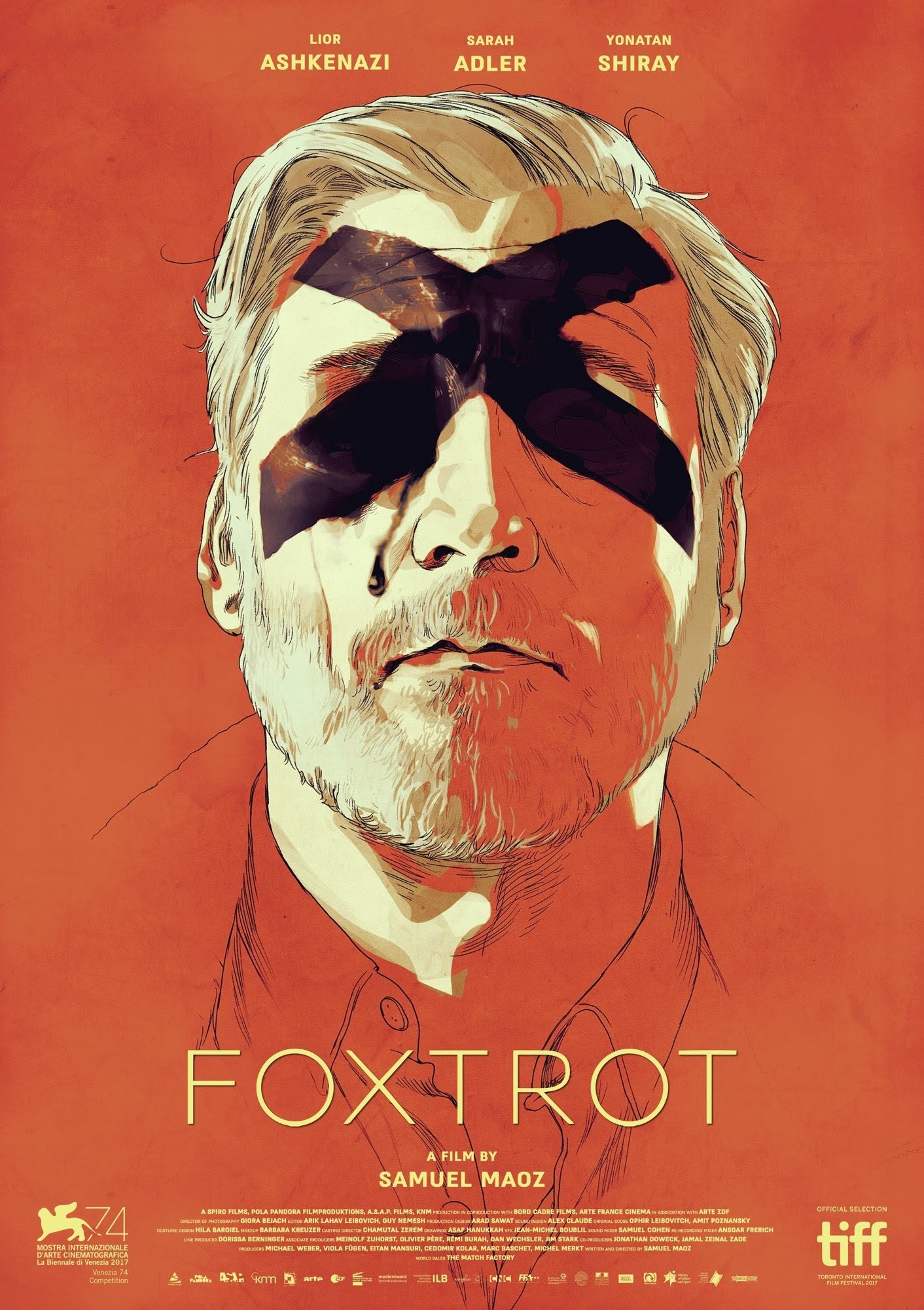 Foxtrot official site
