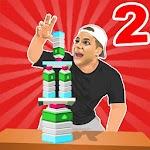 Drinking Bottle Flip Challenge Icon