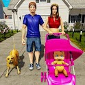 Pregnant Mother Simulator: Mom Life & Baby Daycare icon