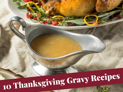 10 Thanksgiving Gravy Recipes