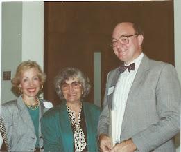 Photo: Susan Lamar, Ann Harrison, David Mills