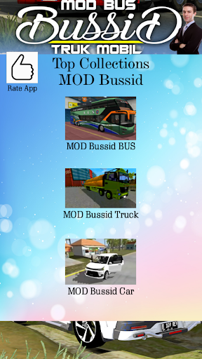 Bussid Mod Bus Truck Mobil Update 2020 1.0 screenshots 2
