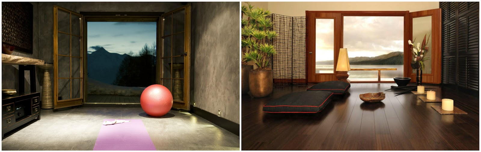 Creating An At Home Yoga And Meditation Sanctuary Home