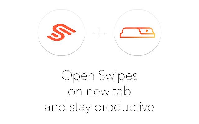 Open Swipes on new tab