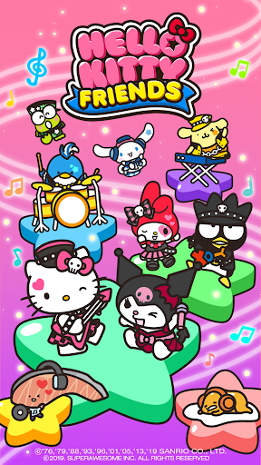 Hello Kitty Friends 1.6.30 screenshots 4