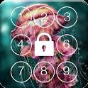 Luminous Jellyfish Screen Lock icon