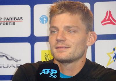 """Goffin zet race naar Masters-ticket verder in Antwerpen: """"Als je me dat gezegd had in het begin, had ik direct getekend"""""""
